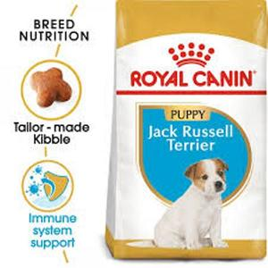 Royal Canin Breed Health Nutrition Jack Russell Puppy 1.5kg