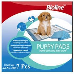 Bioline Puppy Training Pads 7pcs