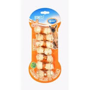 Duvo Bones Knotted With Chicken 7pcs