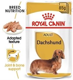 Royal Canin Adult Dachshund Wet Food 85g