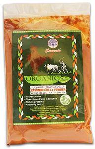 Organic Kashmiri Chilli 100g
