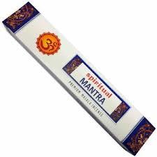 Spritual Premium Mantra Incense Stick 15g
