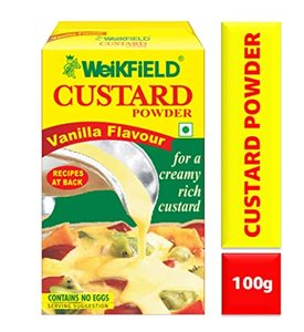 Weikfield Custard Powder Vanilla 450g