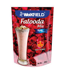 Weikfield Falooda Rose 200g