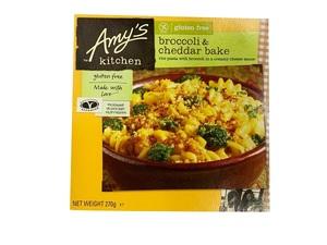 Amys Broccoli & Cheddar Bake 270g