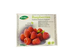 Ardo Frozen Raspberries 300g
