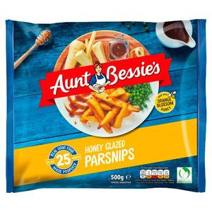 Aunt Bessies Roasted Parsnips 500g