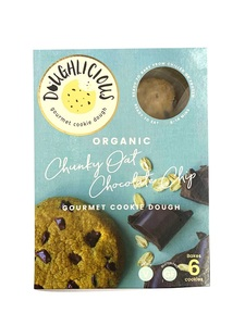 Doughlicious Chunky Oat Cookie Dough 204g