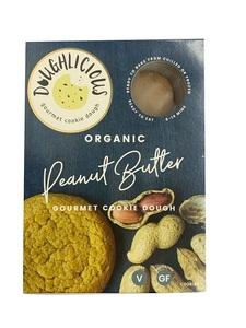 Doughlicious Peanut Butter Cookie Dough 204g