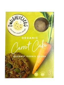 Doughlicious Carrot Cake Cookie Dough 204g