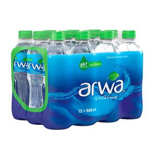 Arwa Drinking Water 12x500ml