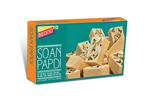 Bikano Sweet Soan Papdi 500g