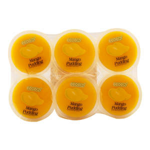 Cocon Mango Pudding 118g
