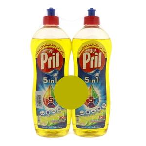 Pril Lemon Dishwash 2x950ml