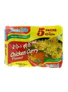 Indo Mie Spicy Curry 6x90g
