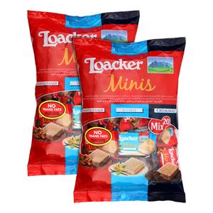 Loacker Mini 2x200g