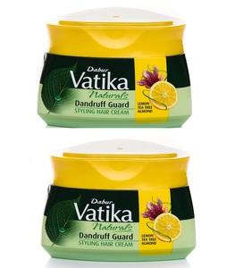 Dabur Vatika Anti-Dandruff Hair Cream 2x140ml