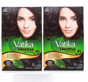 Vatika Henna Black 2x10g