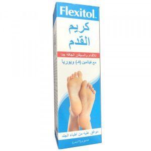 Flexitol Foot Cream 85g