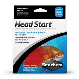 Seachem Head Start Combo Pack 300ml
