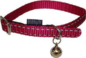 Bobby Fuchsia Cat Collar 30cm