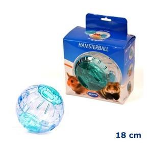 Duvo Hamster Ball Medium Blue 18cm