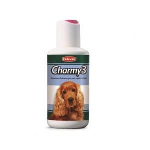 Padovan Charmy3 Dog Shampoo For Long Hair 1pc