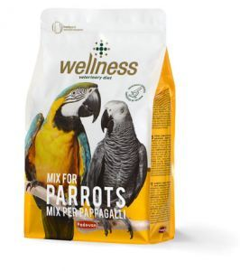 Padovan Welness Parrots 2.5kg