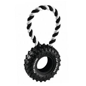 Ferplast PA 6430 Rubber Bone Tire With Handle 1pc