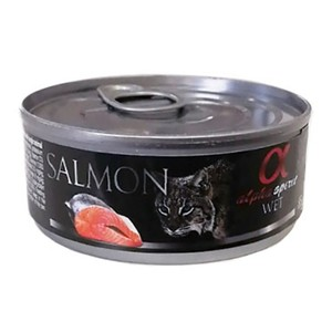 Alpha Spirit Salmon For Cats 16pcs