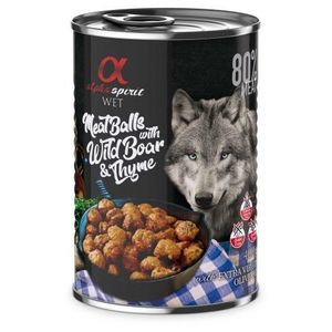 Alpha Spirit Meatballs With Wild Boar & Thyme 400g