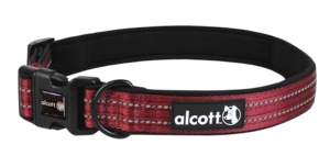 Alcott Adventure Collar XL Red 1pc