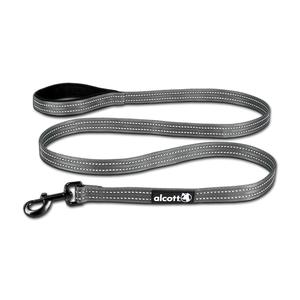 Alcott Adventure Leash Grey Large 6ft - 1pc