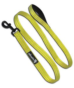 Alcott Adventure Leash Small Yellow 6ft - 1pc