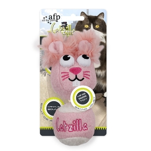 All For Paws Mouse Ball Pink 1pc