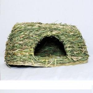 Pado Straw House For Small Birds 1pc