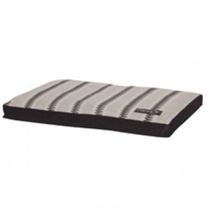 Catry Pet Flat Bed Brown 75x50cm