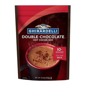Ghirardelli Cocoa Premium Double Choco 10.5oz