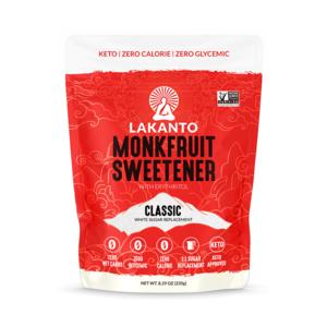 Lakanto Sweetner Monkfruit Classic 8.29oz