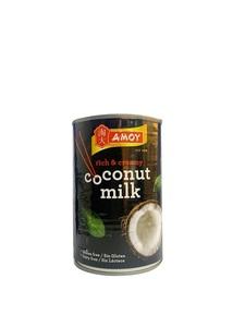 Amoy Coconut Milk Rich & Cream 400ml