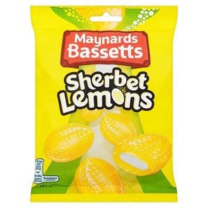 Bassetts Sherbet Lemons 192g