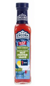 Encona Sauce Hot Pepper West India 142ml