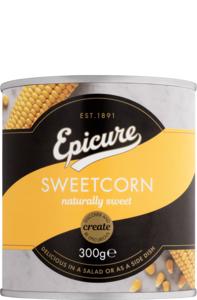 Epicure Sweetcorn Whole Kernel 300g