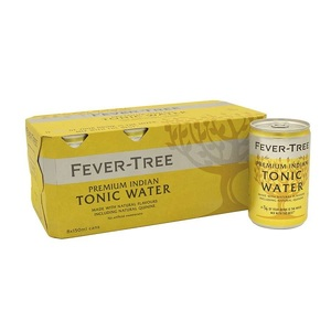Fever Tree Tonic Water Indian 8x150ml