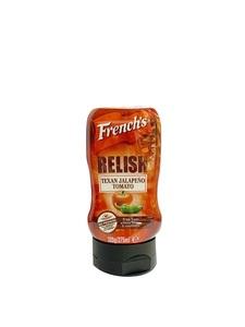 Frenchs Texan Jalapeno Tomato 320g