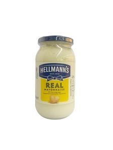 Hellmanns Mayonnaise Real 400g