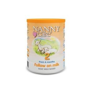 Nanny Care Goat Milk #2 Follow On 900g