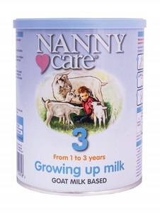 Nanny Care Goat Milk #3 Growing Up 900g