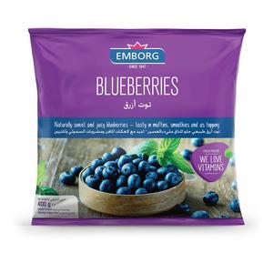 Emborg Blueberries 400g