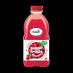Masafi Cranberry Fruit Juice 1L